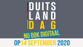 Duitslanddag: nu ook digitaal!